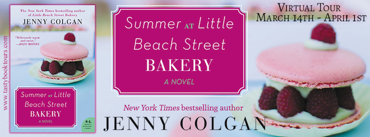 Excerpt, Recipe & Giveaway ♥ Summer at Little Beach Street Bakery by Jenny Colgan
