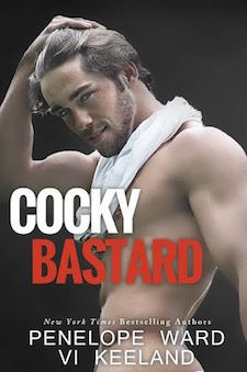 Review ♥ Cocky Bastard by Penelope Ward & Vi Keeland