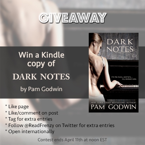 Giveaway ♥ Dark Notes by Pam Godwin