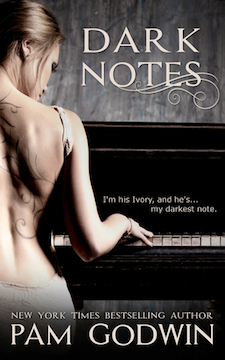 Review & Giveaway ♥ Dark Notes by Pam Godwin