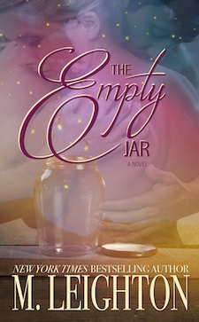 Cover Reveal ♥ The Empty Jar by M. Leighton