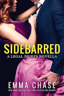Review ♥ Sidebarred by Emma Chase