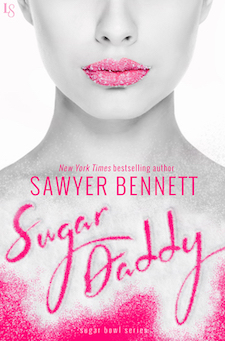 Review ♥ Sugar Daddy by Sawyer Bennett