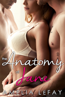 Review ♥ The Anatomy of Jane by Amelia LeFay