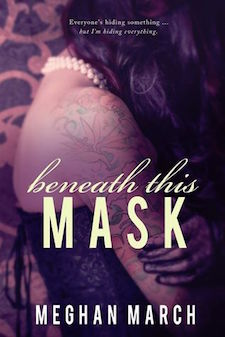 Audiobook Review ♥ Beneath This Mask by Meghan March