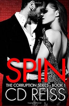 Review ♥ Spin by CD Reiss