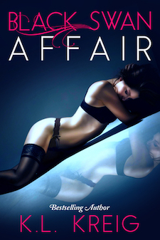 Blog Tour & Review ♥ Black Swan Affair by K.L. Kreig