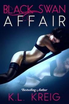 Blog Tour & Review ♥ Black Swan Affair by K.L. Kreig