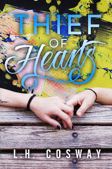 Blog Tour: Review, Excerpt & Mega Giveaway ♥ Thief of Hearts by L.H. Cosway