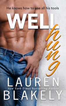 Review ♥ Well Hung by Lauren Blakely