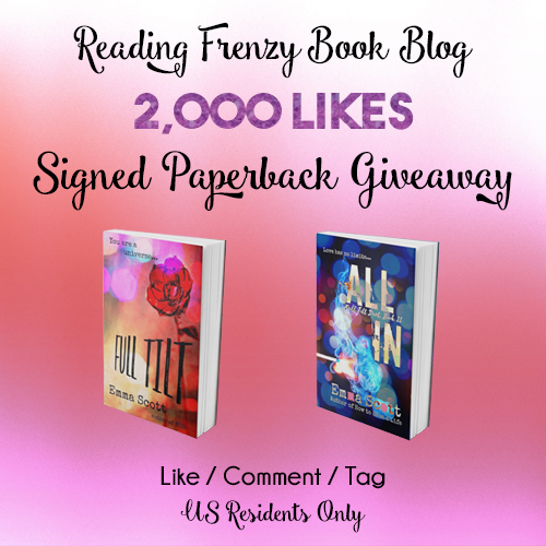 2,000 Likes Giveaway ♥ Signed Full Tilt Duet