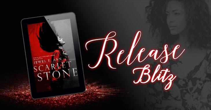 Scarlet Stone release banner