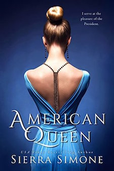 Review ♥ American Queen by Sierra Simone