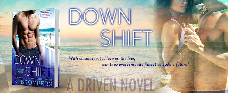 Down Shift banner