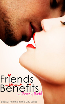 Review ♥ Friends Without Benefits by Penny Reid