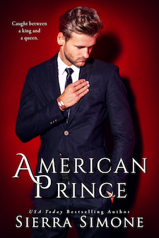 Blog Tour, Review & Excerpt ♥ American Prince by Sierra Simone