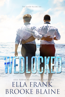 Blog Tour, Review & Excerpt ♥ Wedlocked by Brooke Blaine & Ella Frank