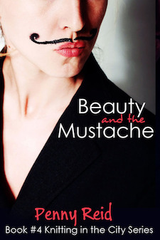 Review ♥ Beauty and the Mustache by Penny Reid