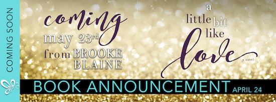 Surprise Announcement from Brooke Blaine!