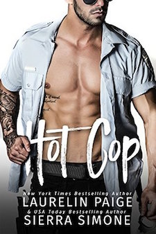 Blog Tour & Review ♥ Hot Cop by Laurelin Paige & Sierra Simone