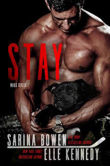 Review ♥ Stay by Sarina Bowen & Elle Kennedy