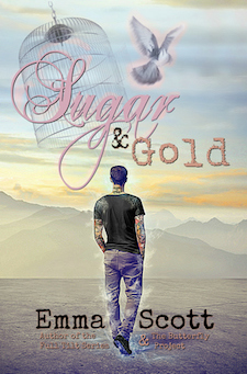 Review, Excerpt & Giveaway ♥ Sugar & Gold by Emma Scott