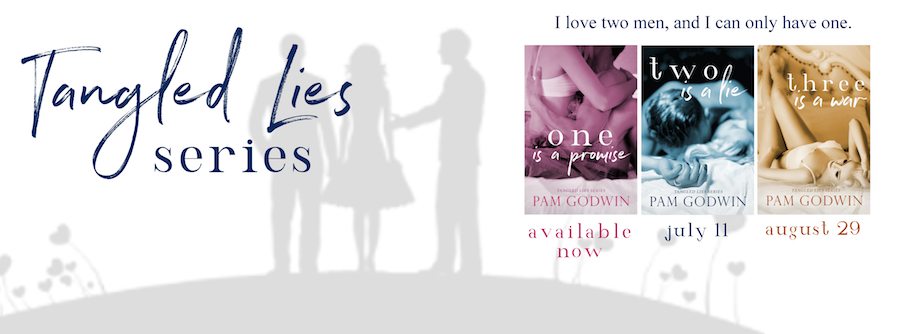 Blog Tour & Review ♥ One is a Promise by Pam Godwin