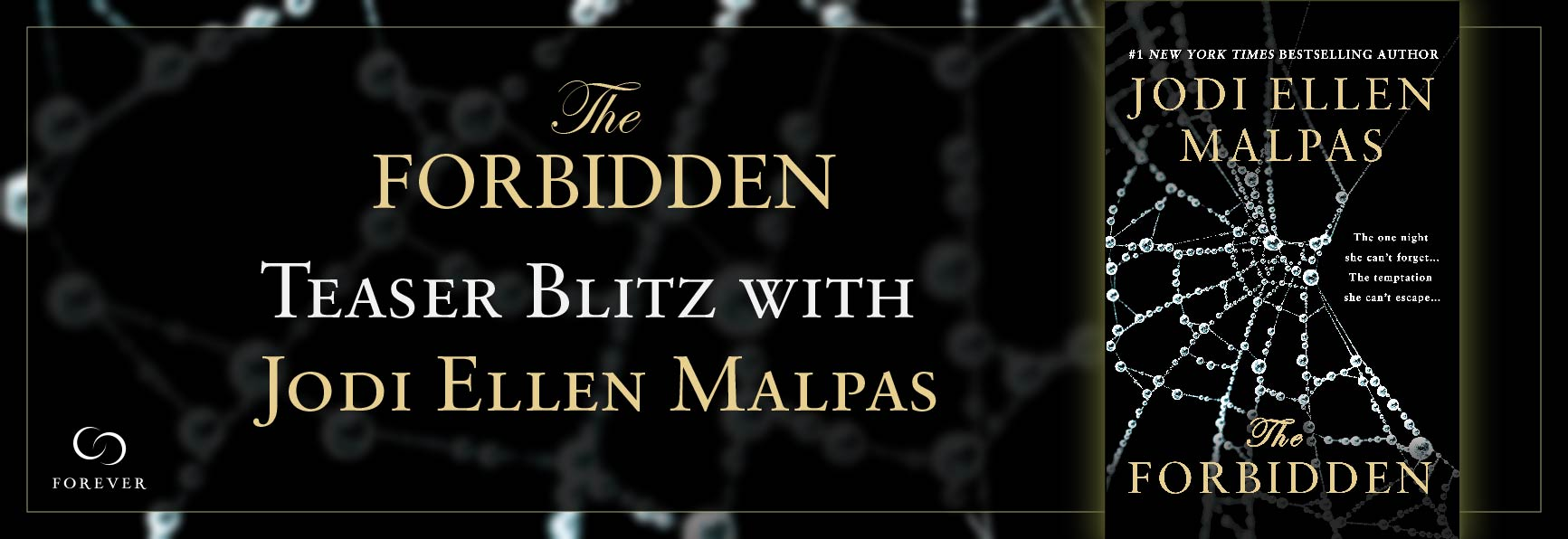 Excerpt & ARC Giveaway! ♥ The Forbidden by Jodi Ellen Malpas