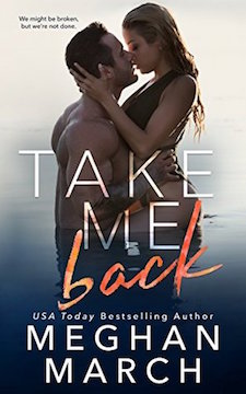 Review ♥ Take Me Back by Meghan March