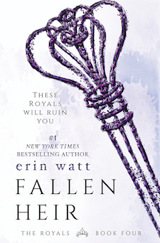 Review ♥ Fallen Heir by Erin Watt