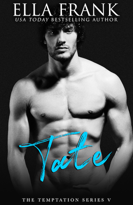 Cover Reveal ♥ Tate by Ella Frank