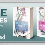 Three Little Lies reveal banner
