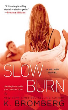 Review ♥ Slow Burn by K. Bromberg