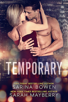 Review & Interview ♥ Temporary by Sarina Bowen & Sarah Mayberry