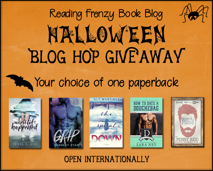 Halloween Blog Hop Giveaway!
