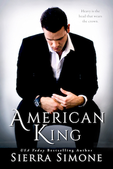 Blog Tour & Review ♥ American King by Sierra Simone