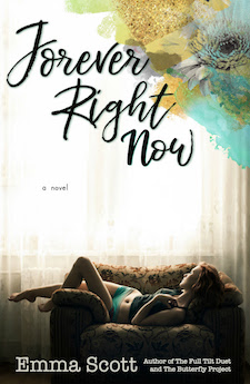 New Favorite! Forever Right Now by Emma Scott