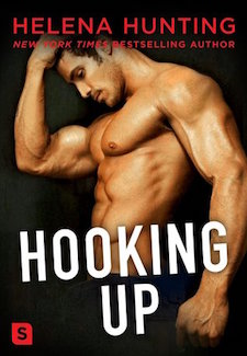 Review ♥ Hooking Up by Helena Hunting
