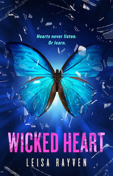 Review ♥ Wicked Heart by Leisa Rayven