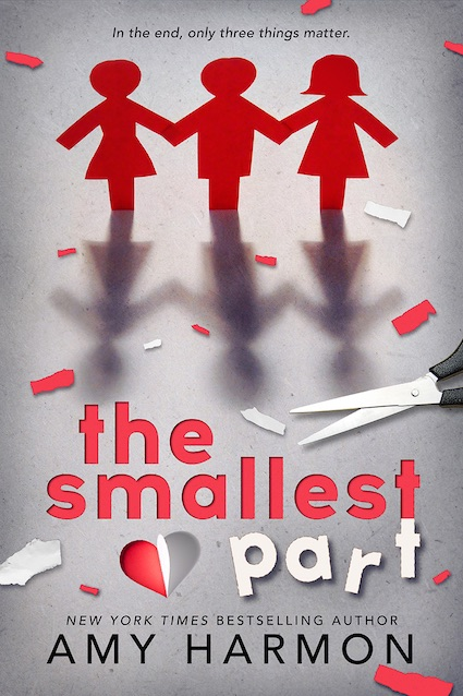 Cover & Blurb Reveal ♥ The Smallest Part by Amy Harmon
