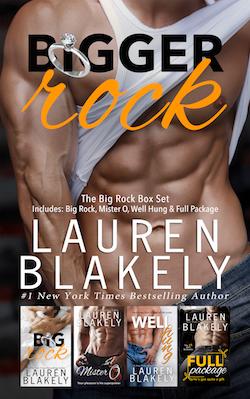 Release Day Blitz & Excerpt ♥ Bigger Rock by Lauren Blakely