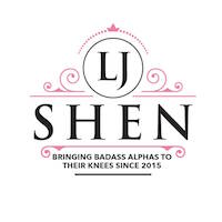 Author LJ Shen logo