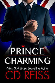 Blog Tour & Review ♥ Prince Charming by CD Reiss