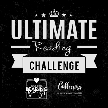 Ultimate Reading Challenge button