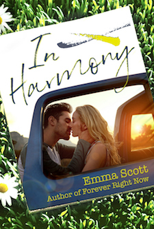 Review, Excerpt & Giveaway ♥ In Harmony by Emma Scott