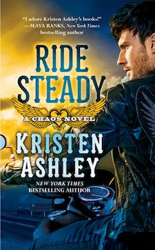 Ride Steady (Chaos, #3) by Kristen Ashley