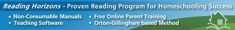 Homeschool Reading Program