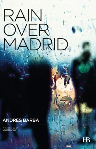 Rain Over Madrid-Andres Barba