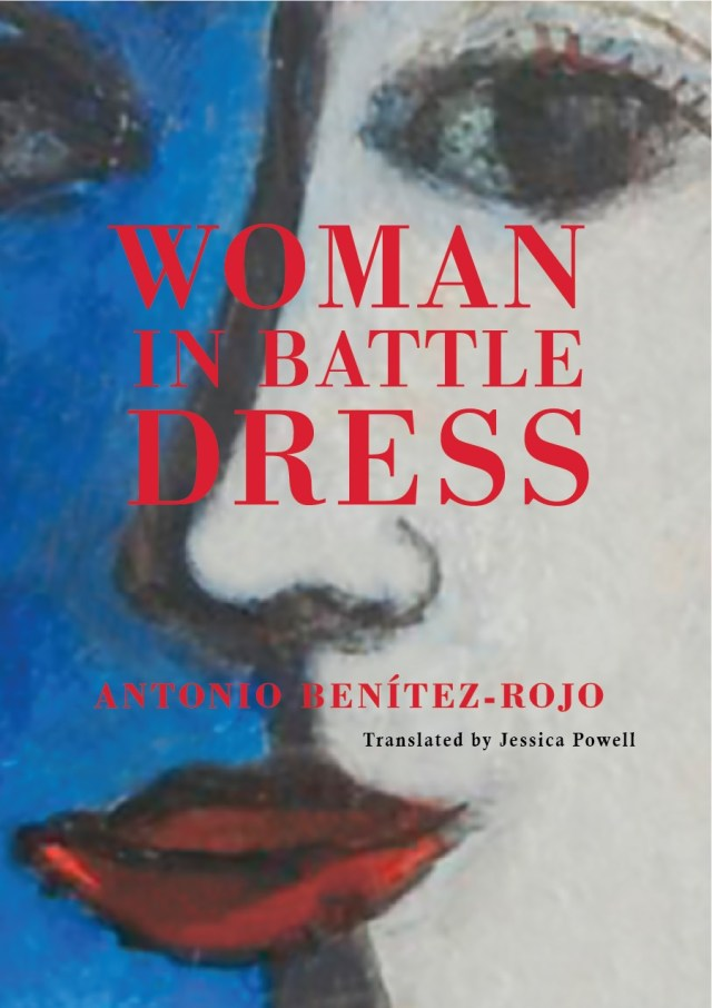 Antonio Benítez-Rojo-Woman in Battle Dress