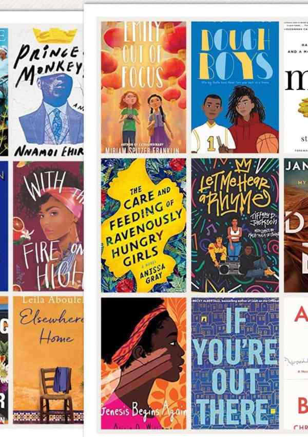 40+ Books to Look Out for in 2019